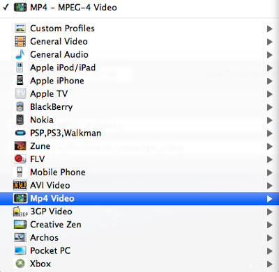 MTS to MP4 Converter for Mac
