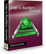 Video to BlackBerry Converter