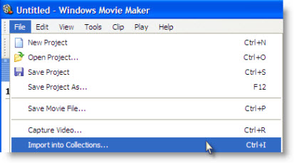 import youtube into windows movie maker