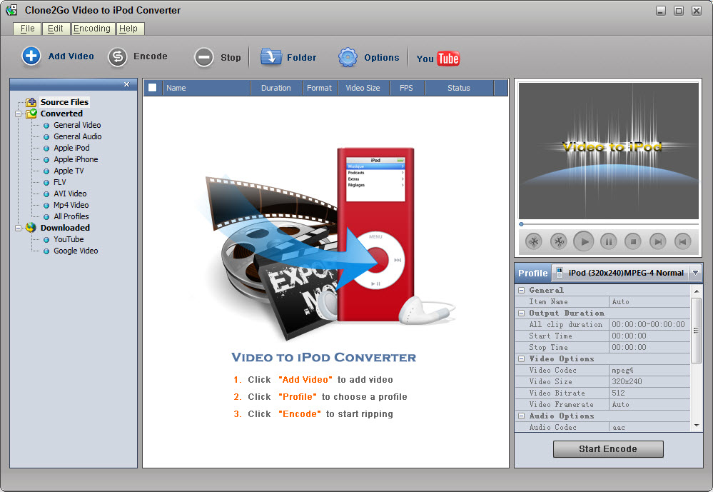 Free convert avi mpeg - Cucusoft Mpeg/Mov/rm/AVI to DVD ...